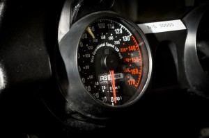 Speedos are calibrated regularly