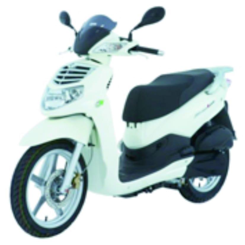 SYM HD Evo 200