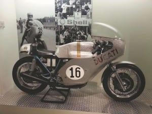 Silver Ducati Museum