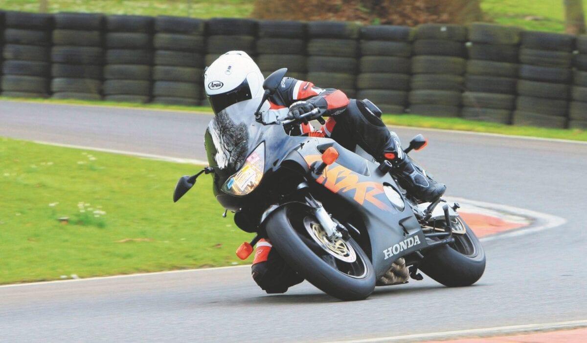 Honda CBR600 Cadwell