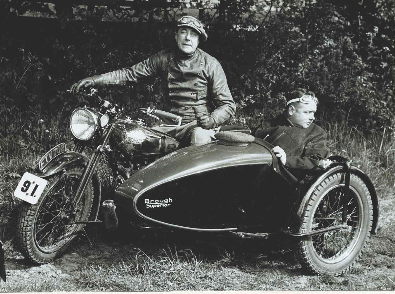 George Brough (riding)