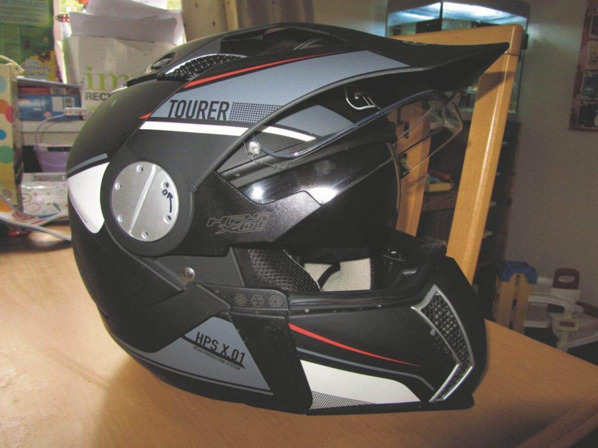 Givi X.01 tourer helmet