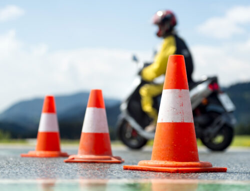 Motorcycle training and testing to RESTART in England from July 4