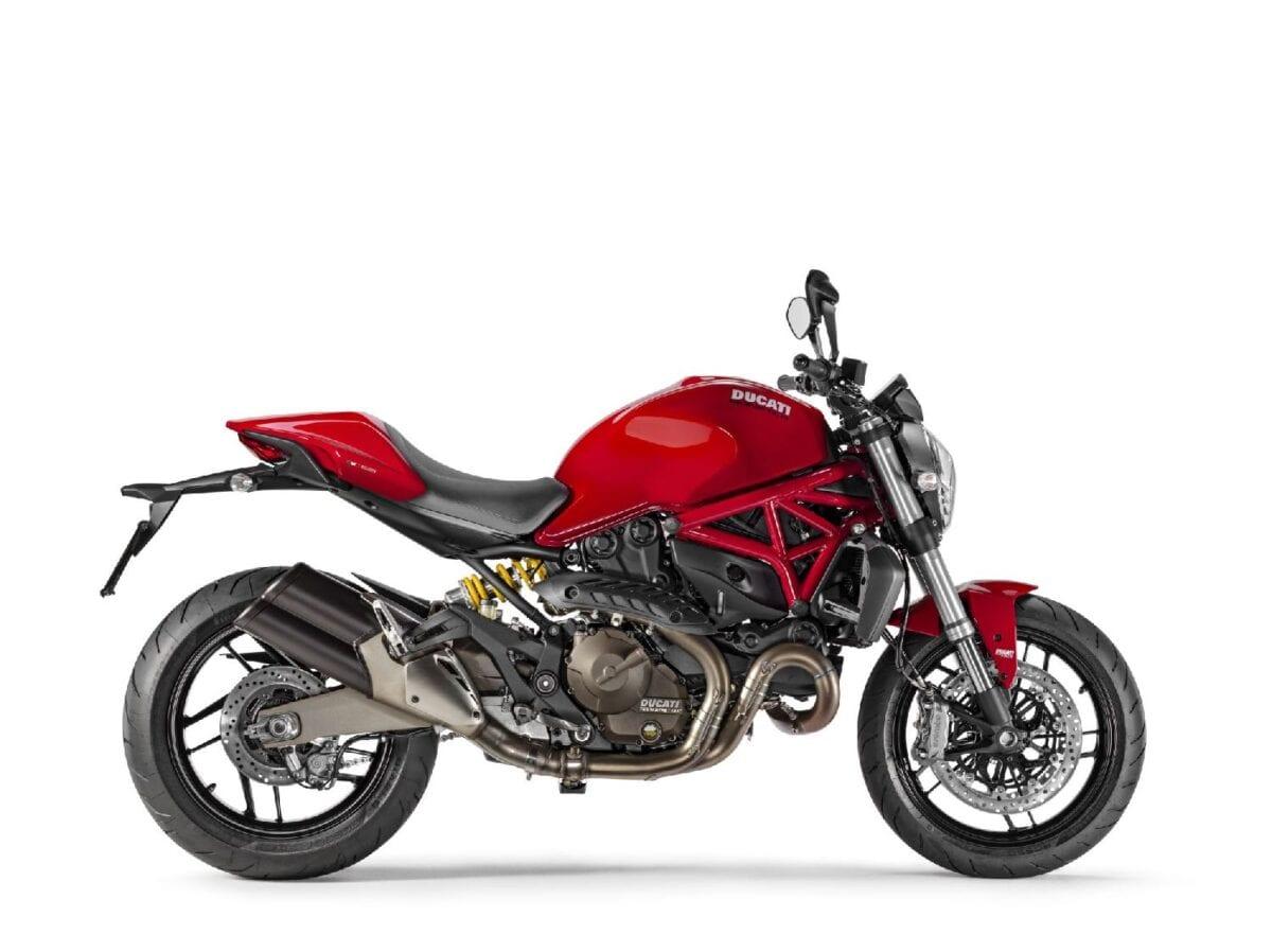 Ducati monster3