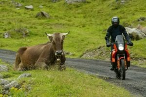 Ischgl - High-Bike in the mountains