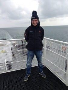 Olie on ferry