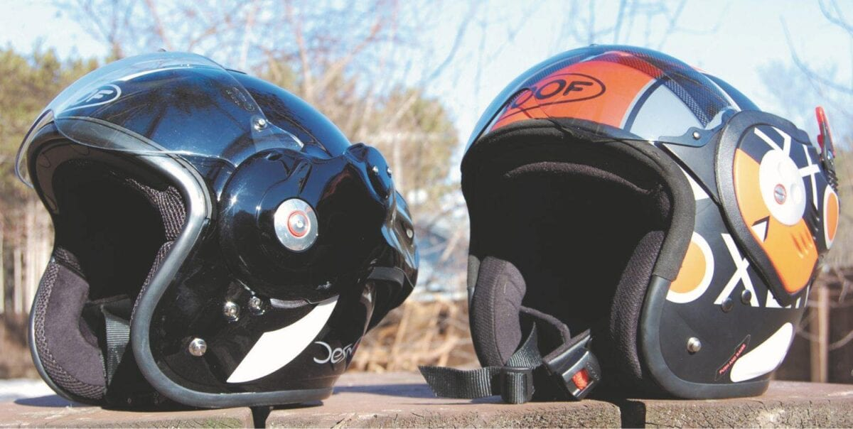 Roof Desmo And Roof Boxer V8 Helmet Review Morebikes