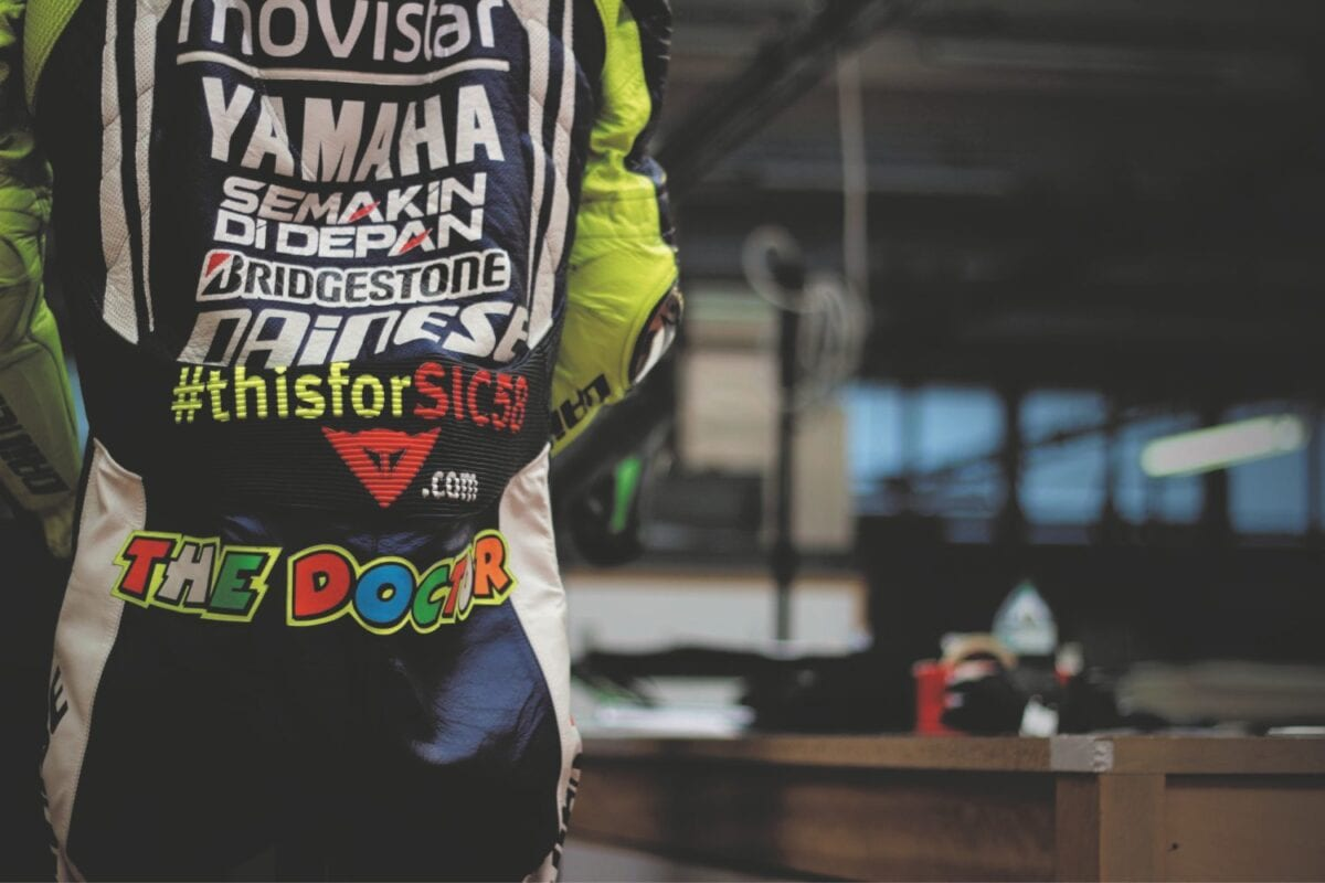 Rossi leathers 2