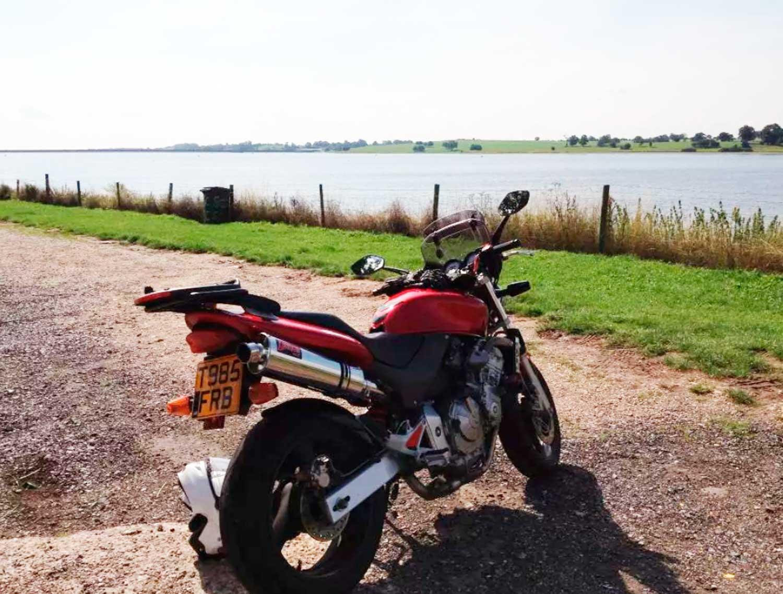 1999 Honda CB650F Hornet 1