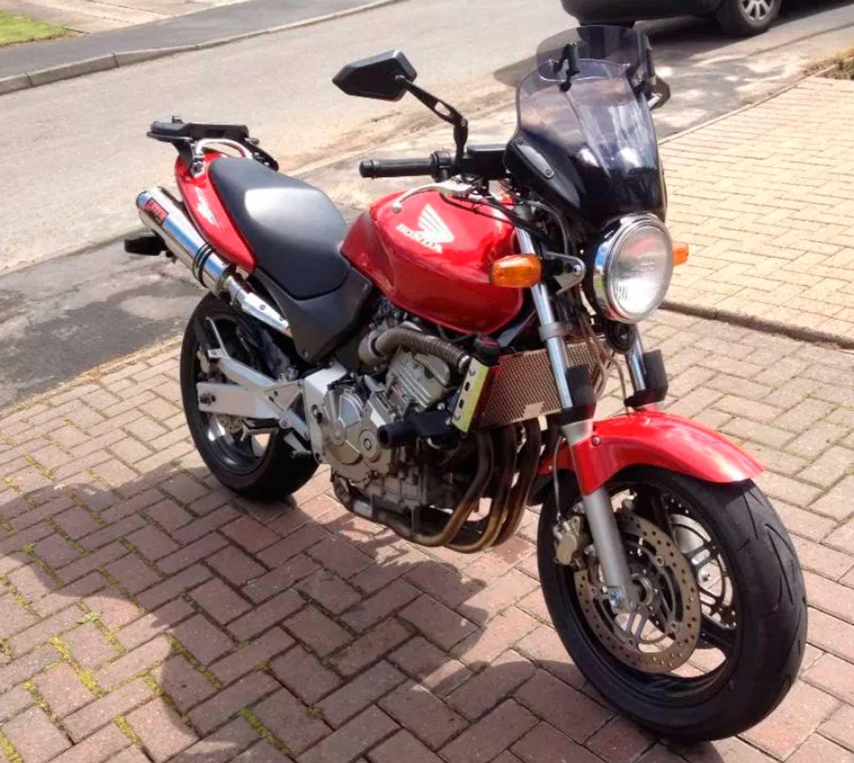 1999 Honda CB650F Hornet 2