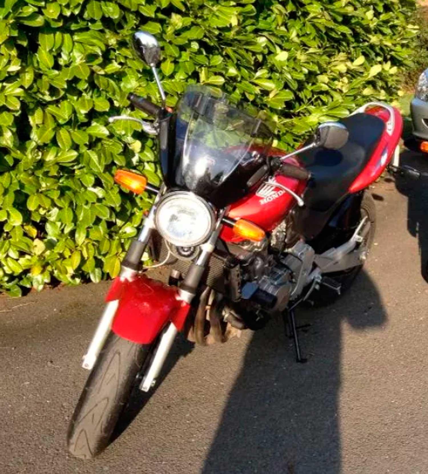 1999 Honda CB650F Hornet 3