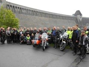 Dambusters charity ride 003