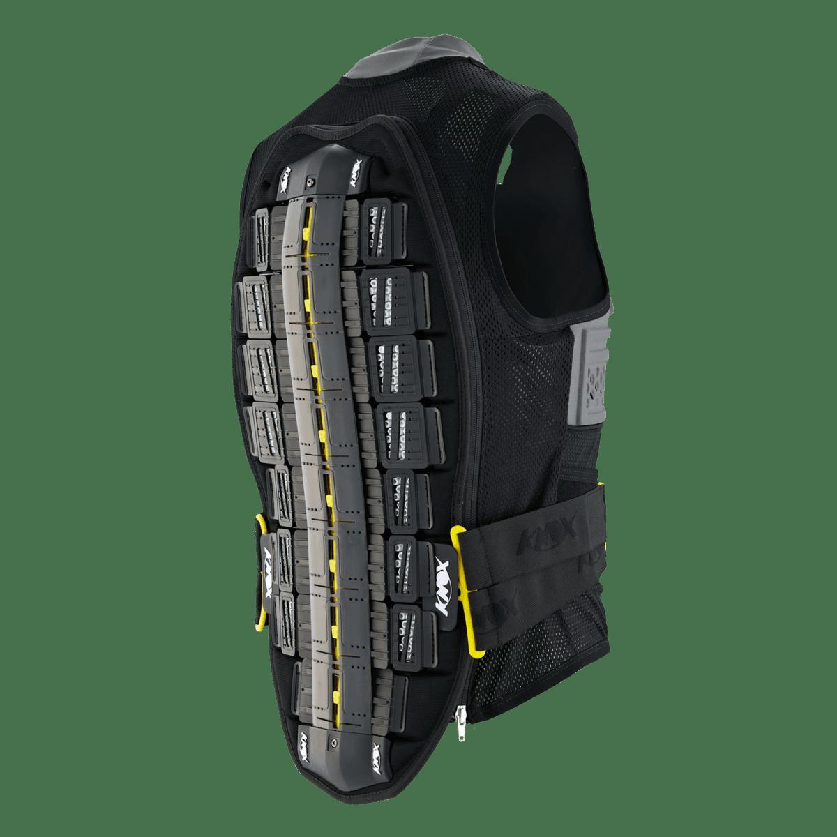 Knox Track Vest rear