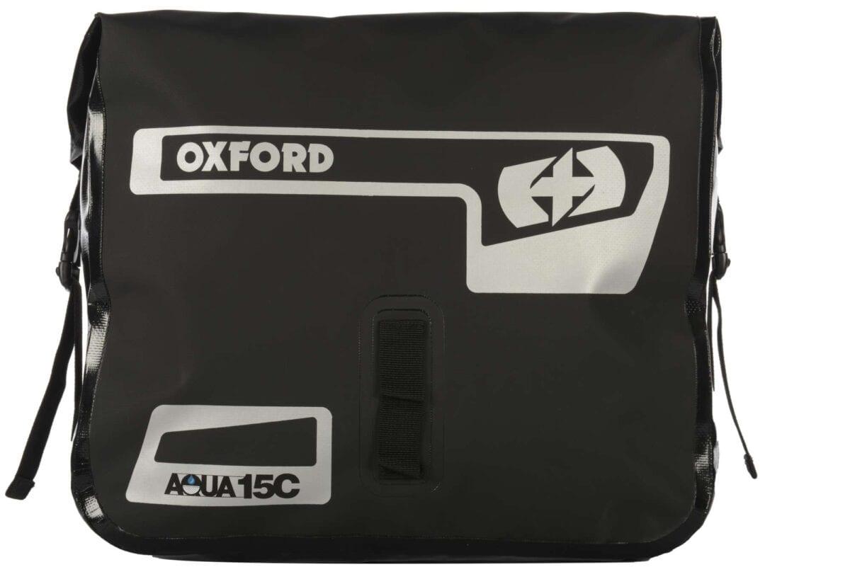 Oxford Aqua commuter bag