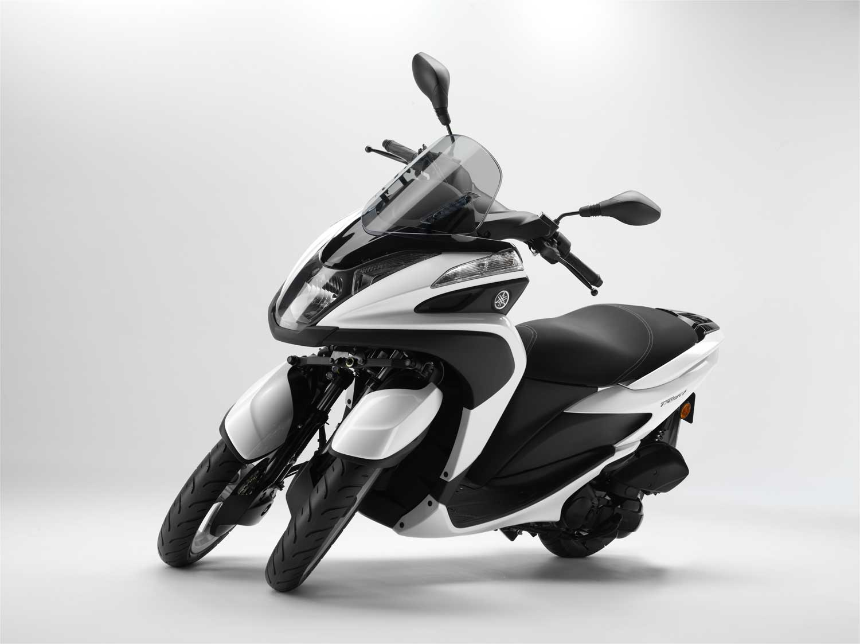 Yamaha Tricity009