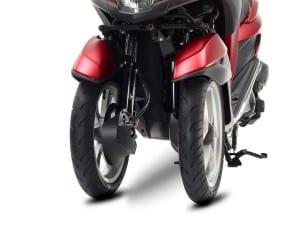 Yamaha Tricity010