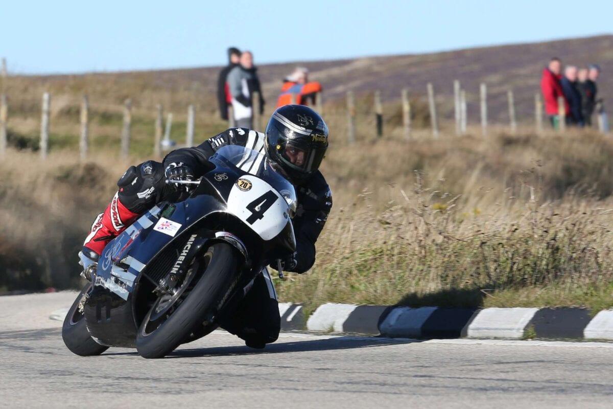Dunlop riding shot