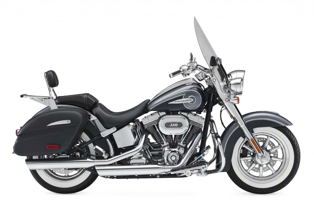 HD CVO Softail Deluxe