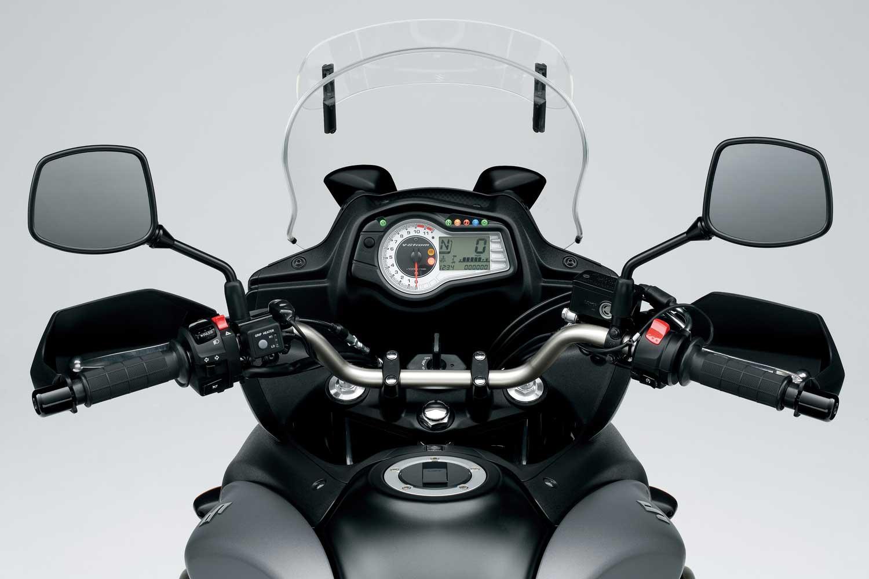 2015 Suzuki V-Strom 650XT 036