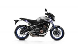 ABS and new colours for Yamaha | 2015 new motorcycles