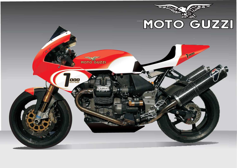 Moto Guzzi Daytona Dr John 001