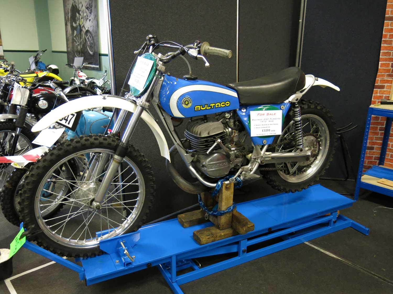 1973-Bultaco-250-Pursang-Mk6