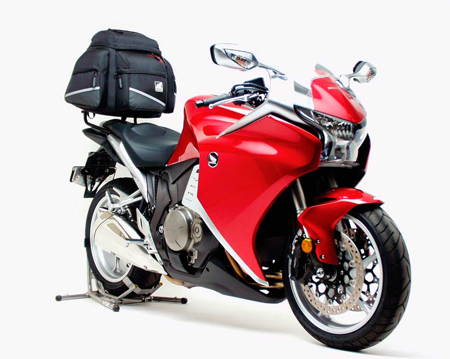 Honda VFR800F luggage