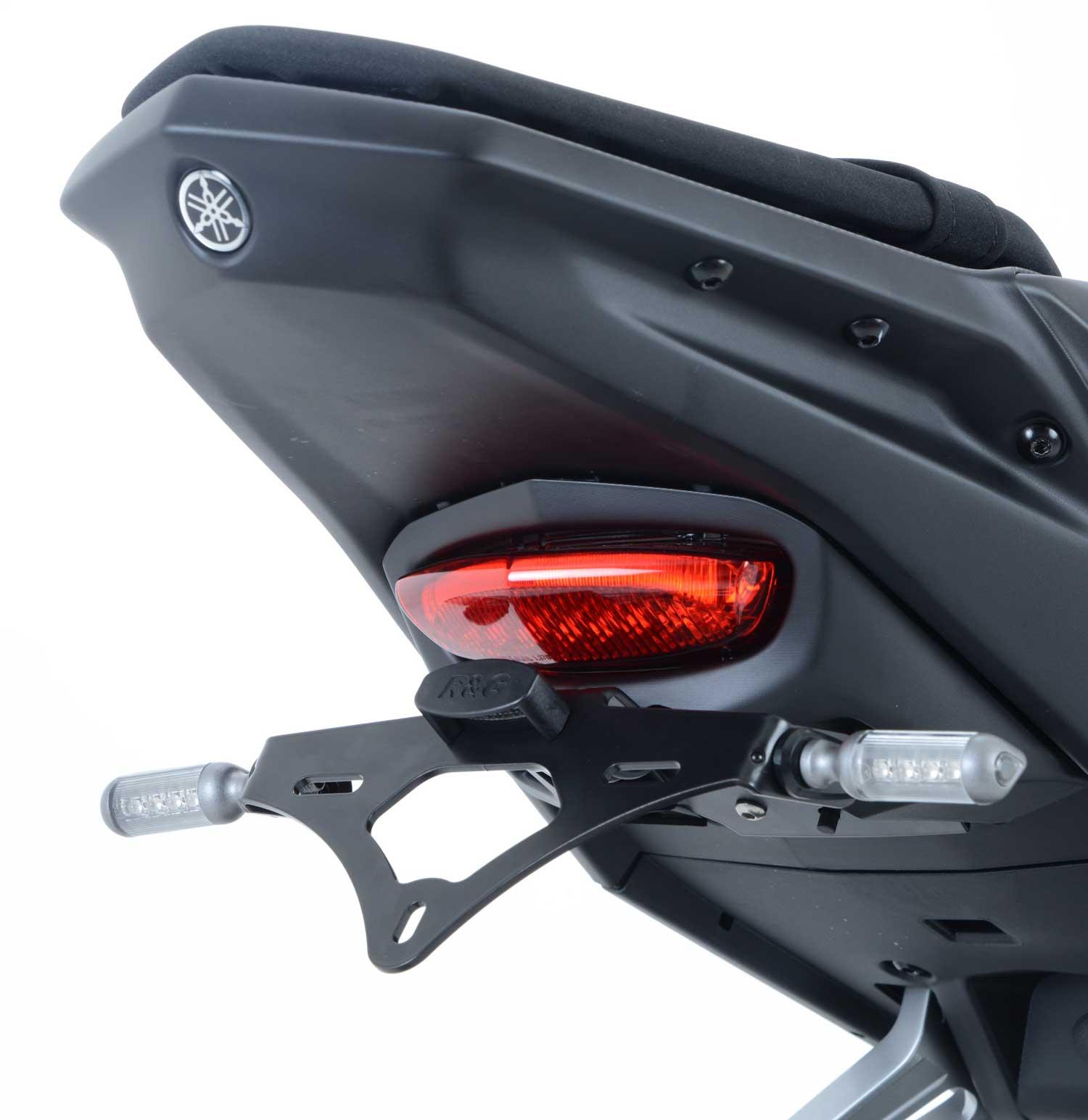 Yamaha MT-125 Tail Tidy R&G 1