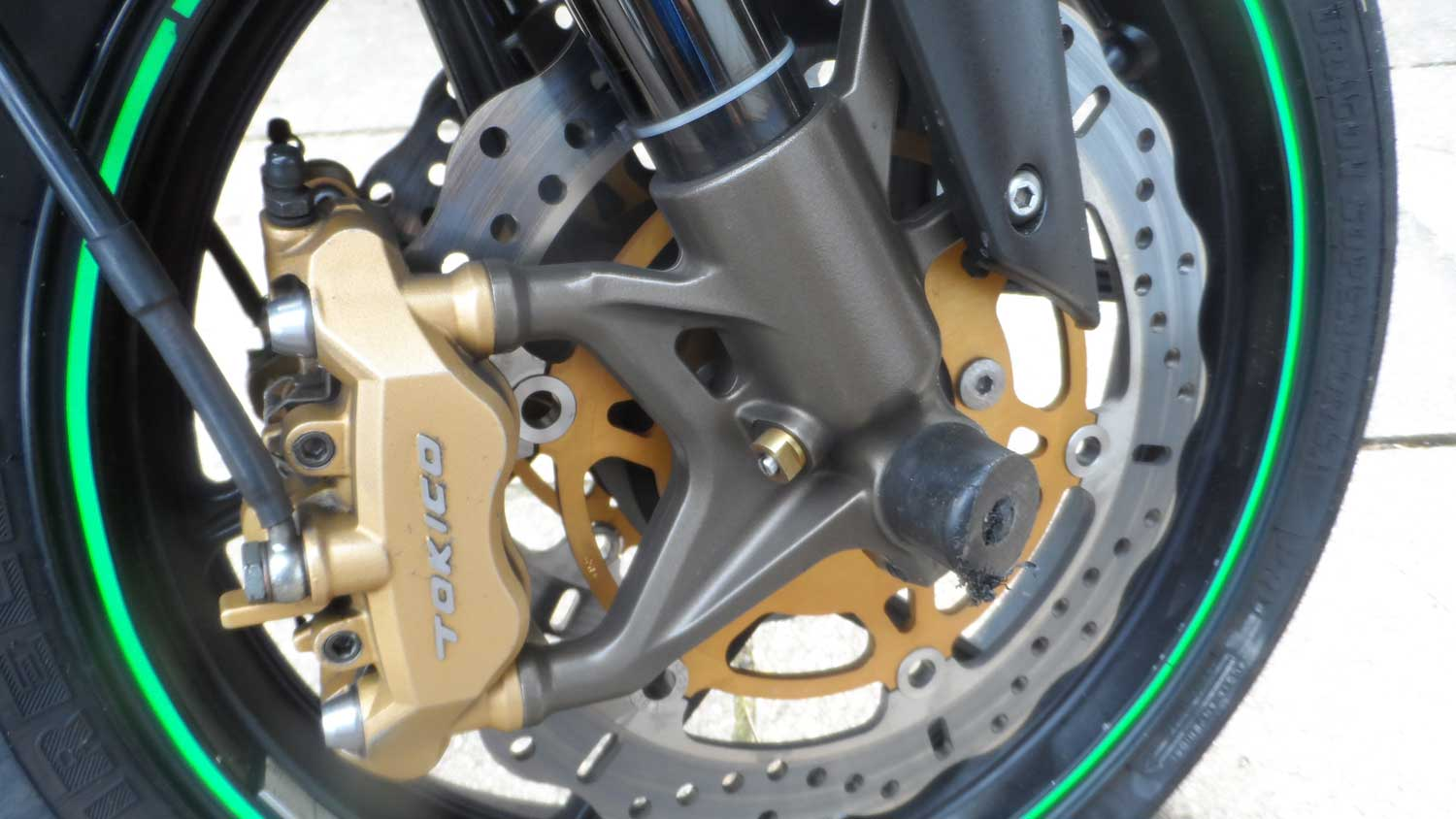R&G crash protection zx10r 002