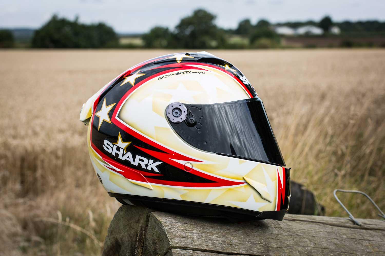 Richart helmet paint review 001