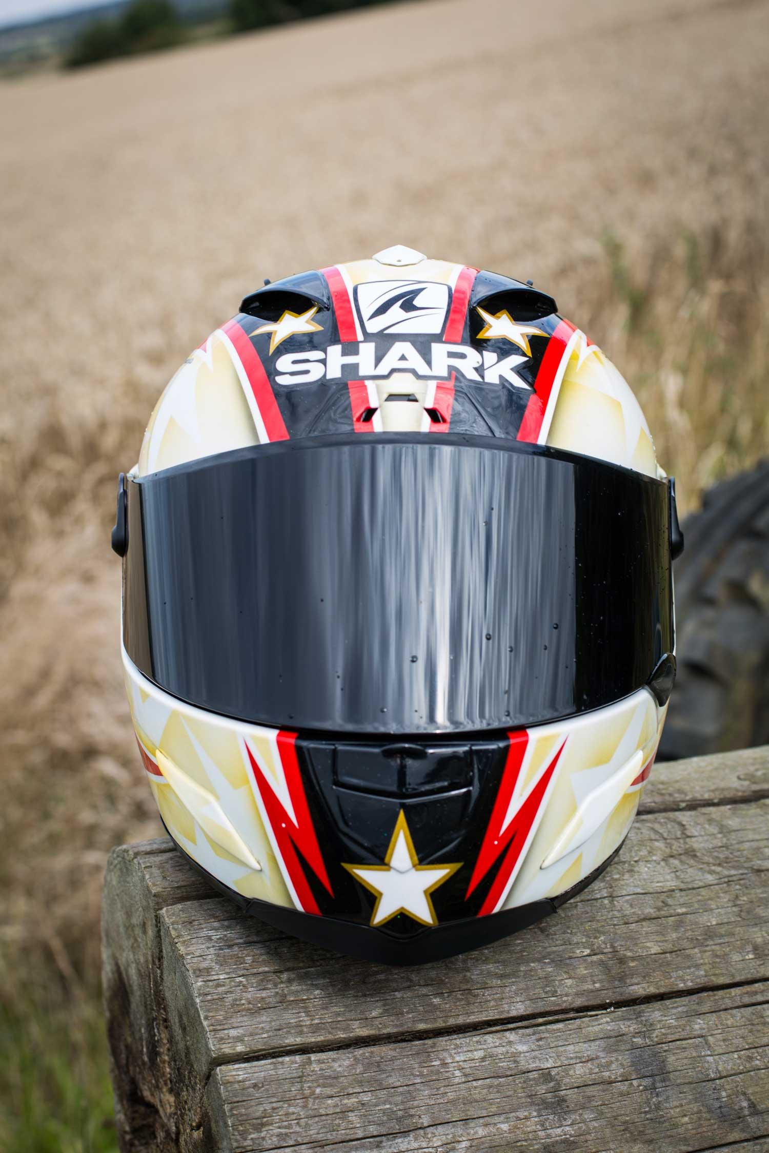 Richart helmet paint review 002