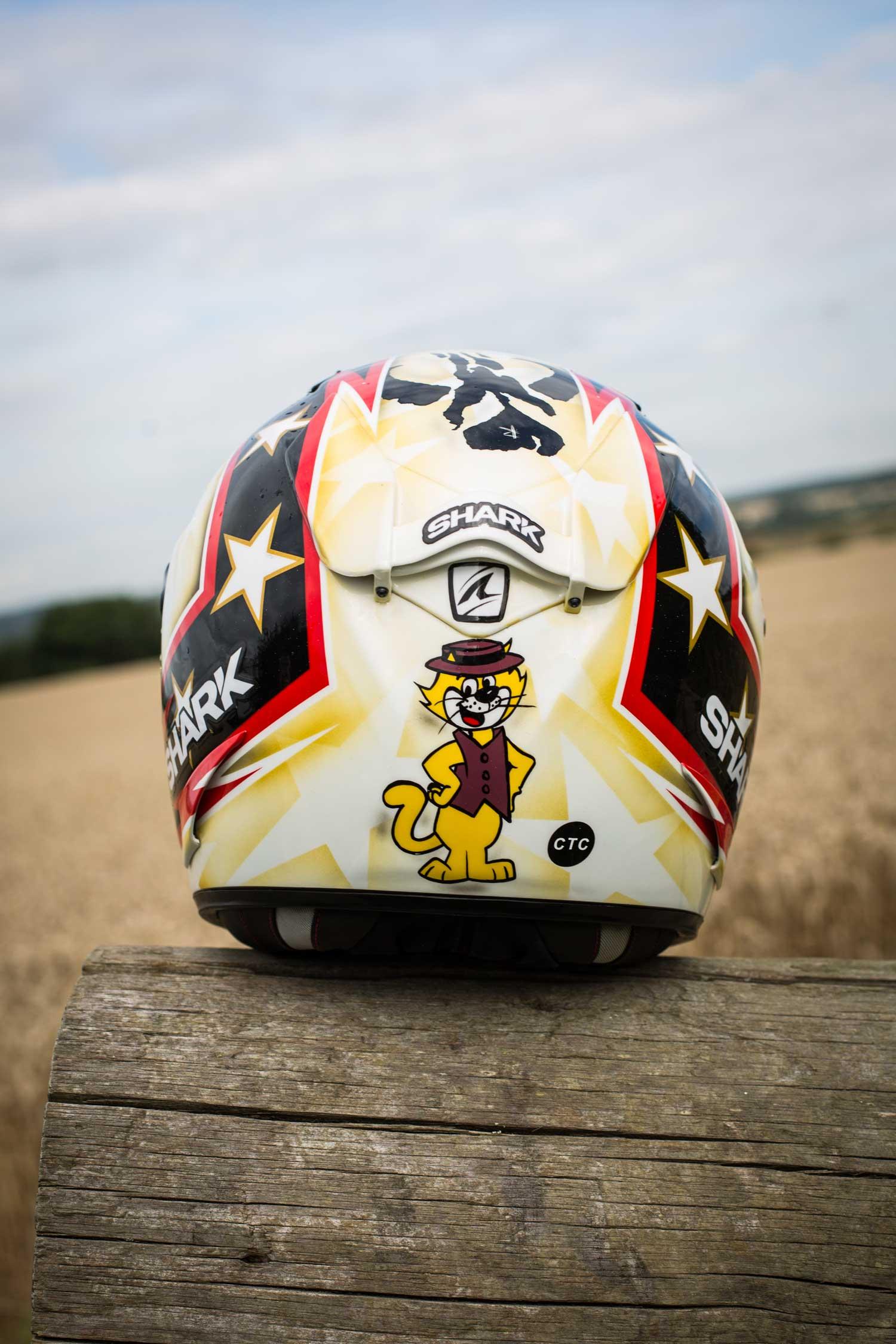 Richart helmet paint review 003