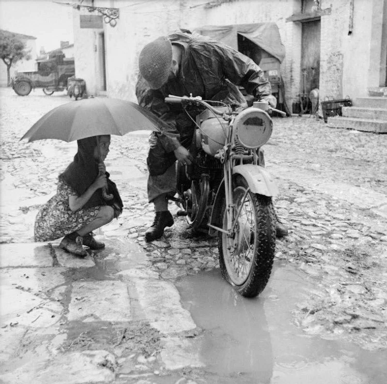 Ride-in-winter-rain