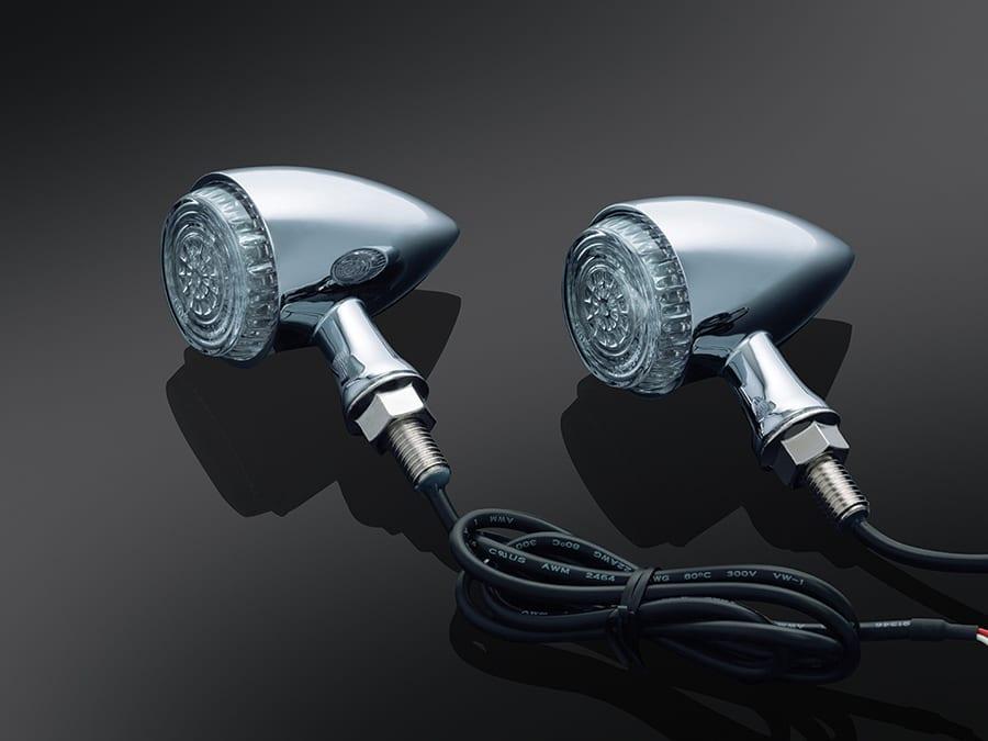 torpedo lights silver