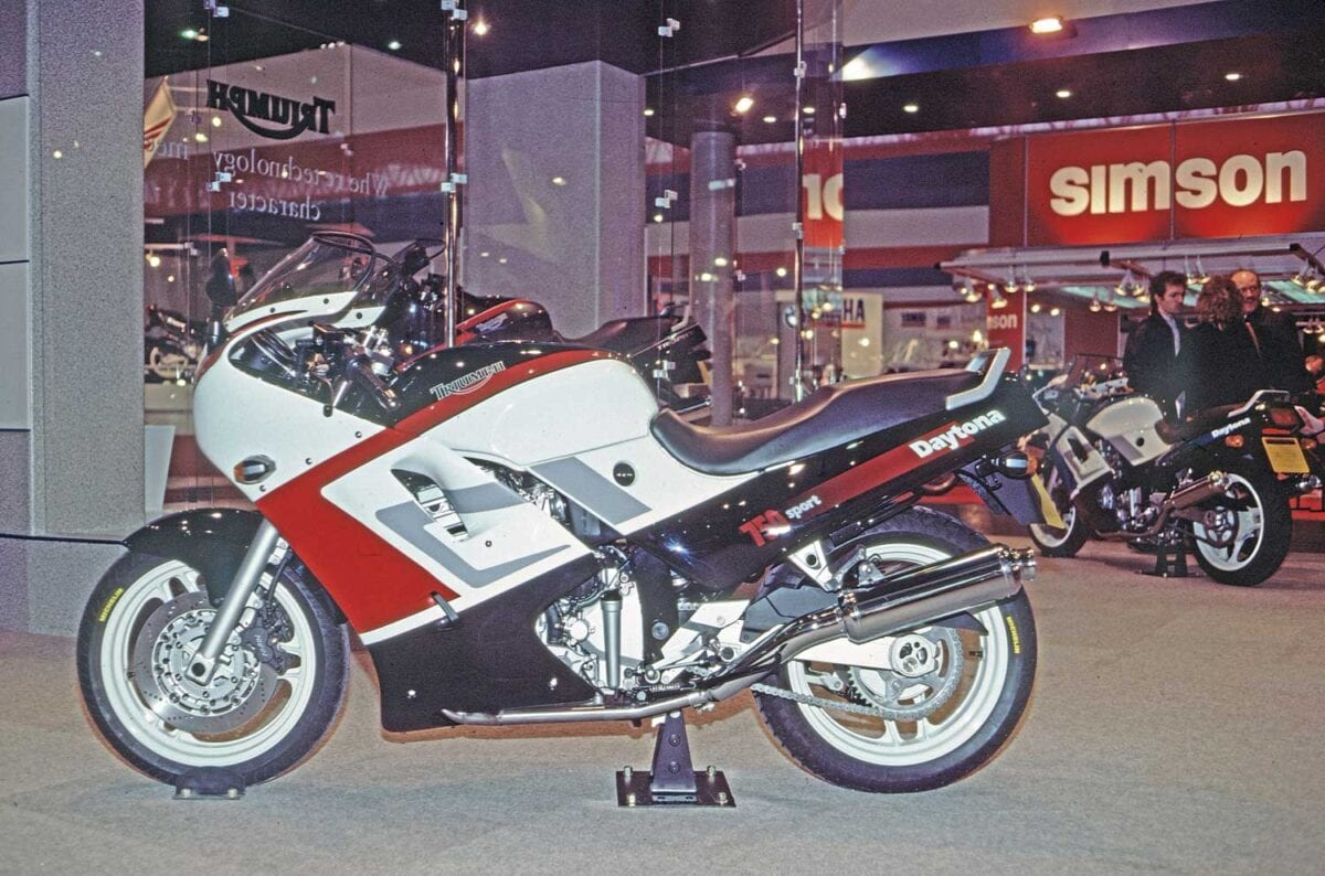 A six-strong range was launched at Cologne for the 1991 model year
