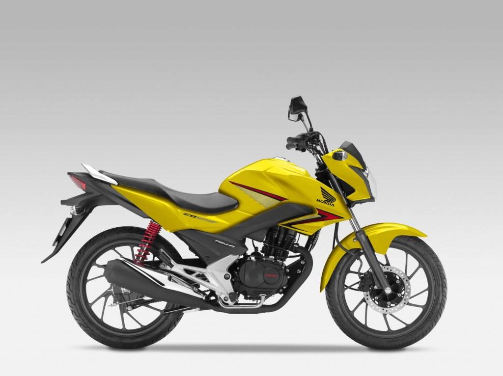 Honda CB125F 10