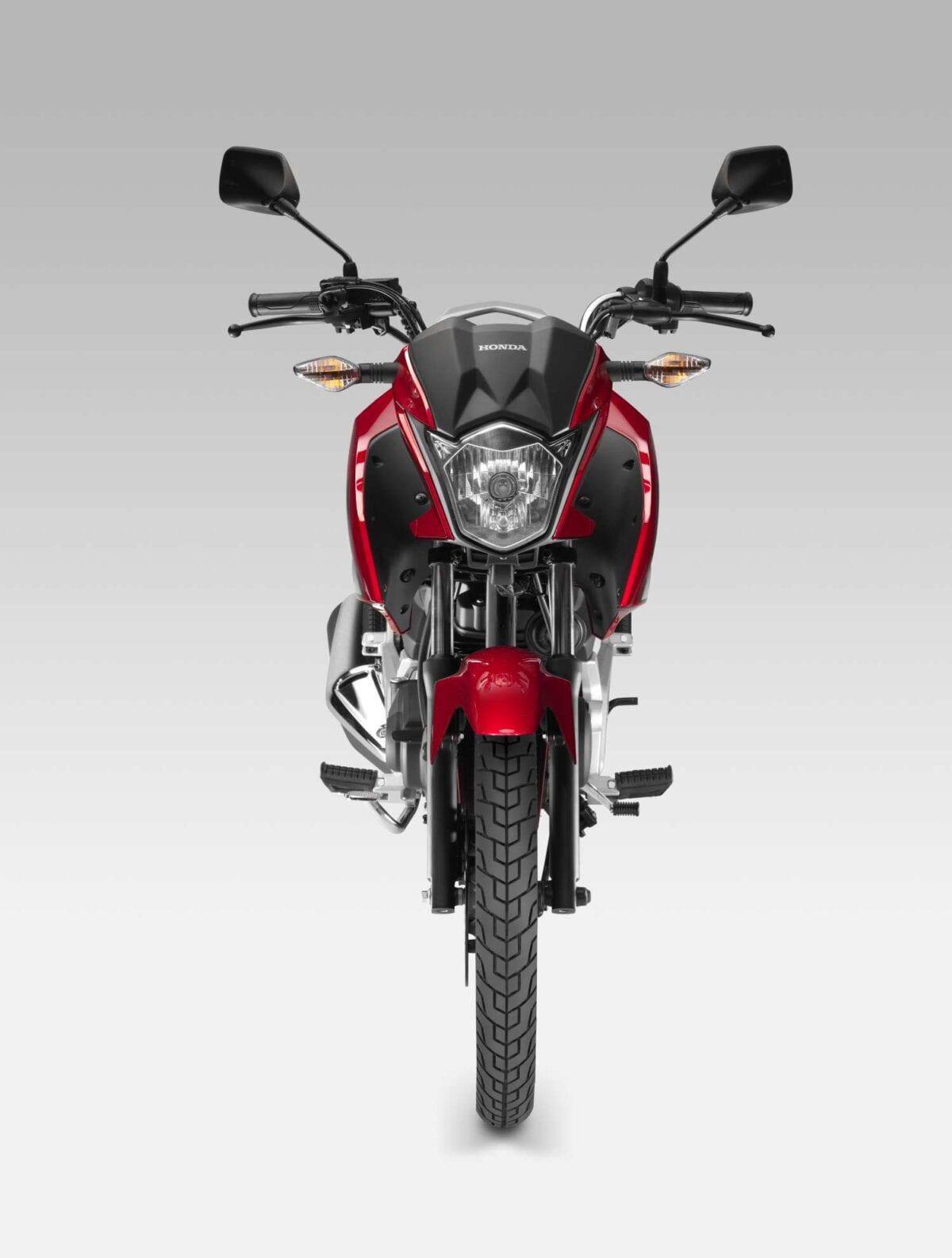 Honda CB125F 11