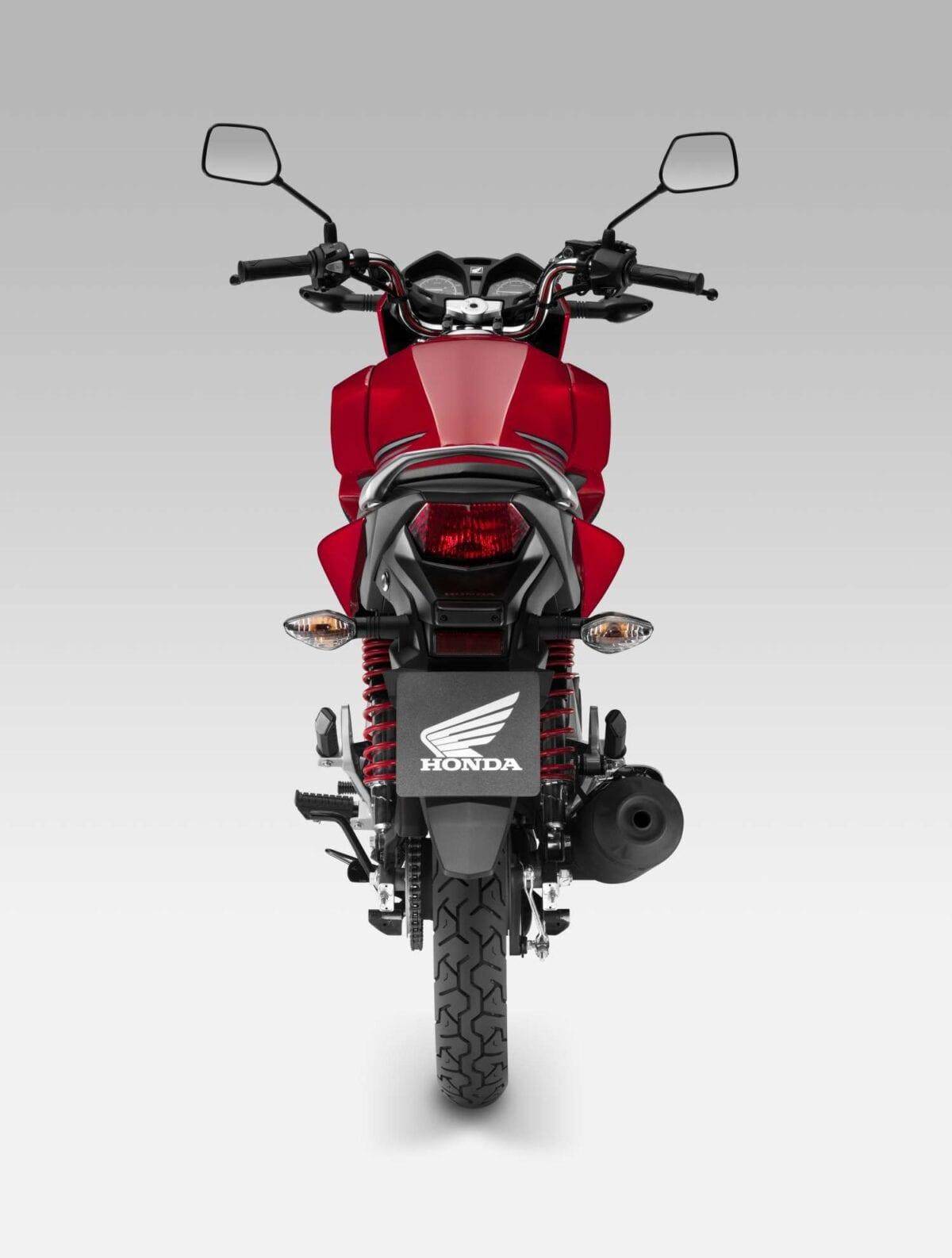 Honda CB125F 12
