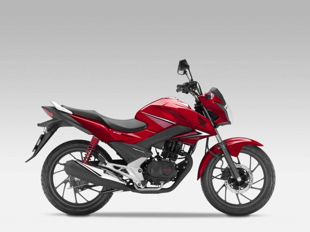 Honda CB125F 2