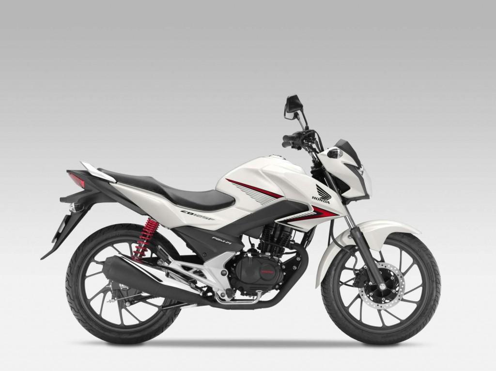 Honda CB125F 9