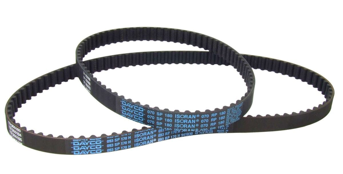 Wemoto ducati timing belts