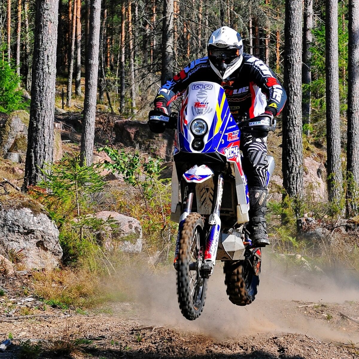 Dakar-rally-LC450-tested-in-sweden