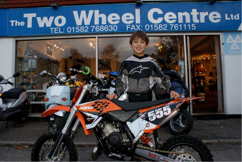 Jack-Scott-First-KTM-65-SX-2009-age-8