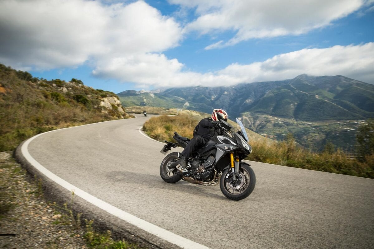 2016 Yamaha MT-09 first ride incoming | MCN
