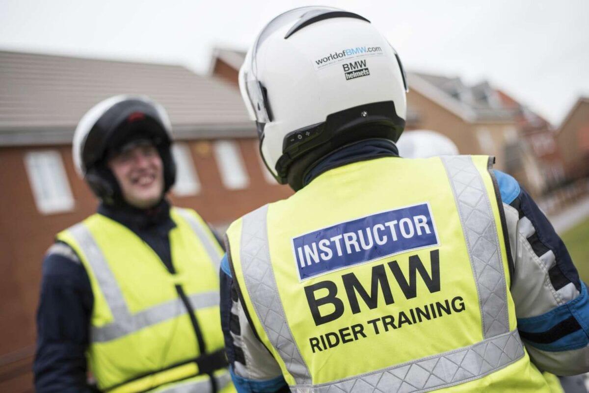 BMW-training-Rich-Sinclair