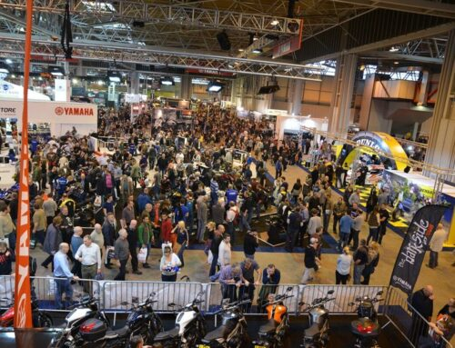 Motorcycle Live goes online for 2020