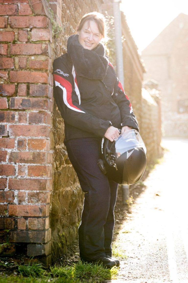 Knox womens thermal quilted jacket review | MoreBikes