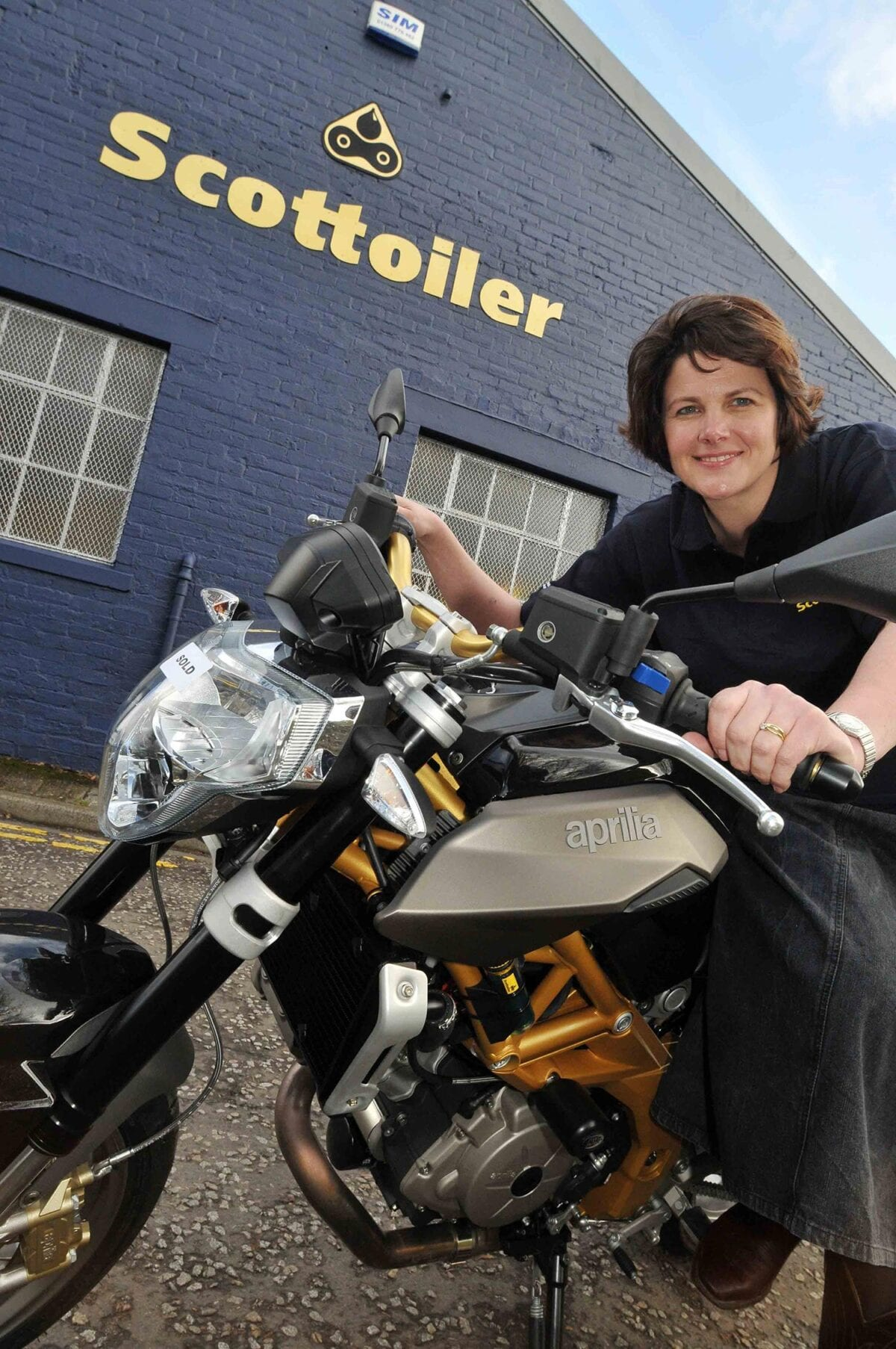 Scottoiler MD, Fiona Scott Thomson
