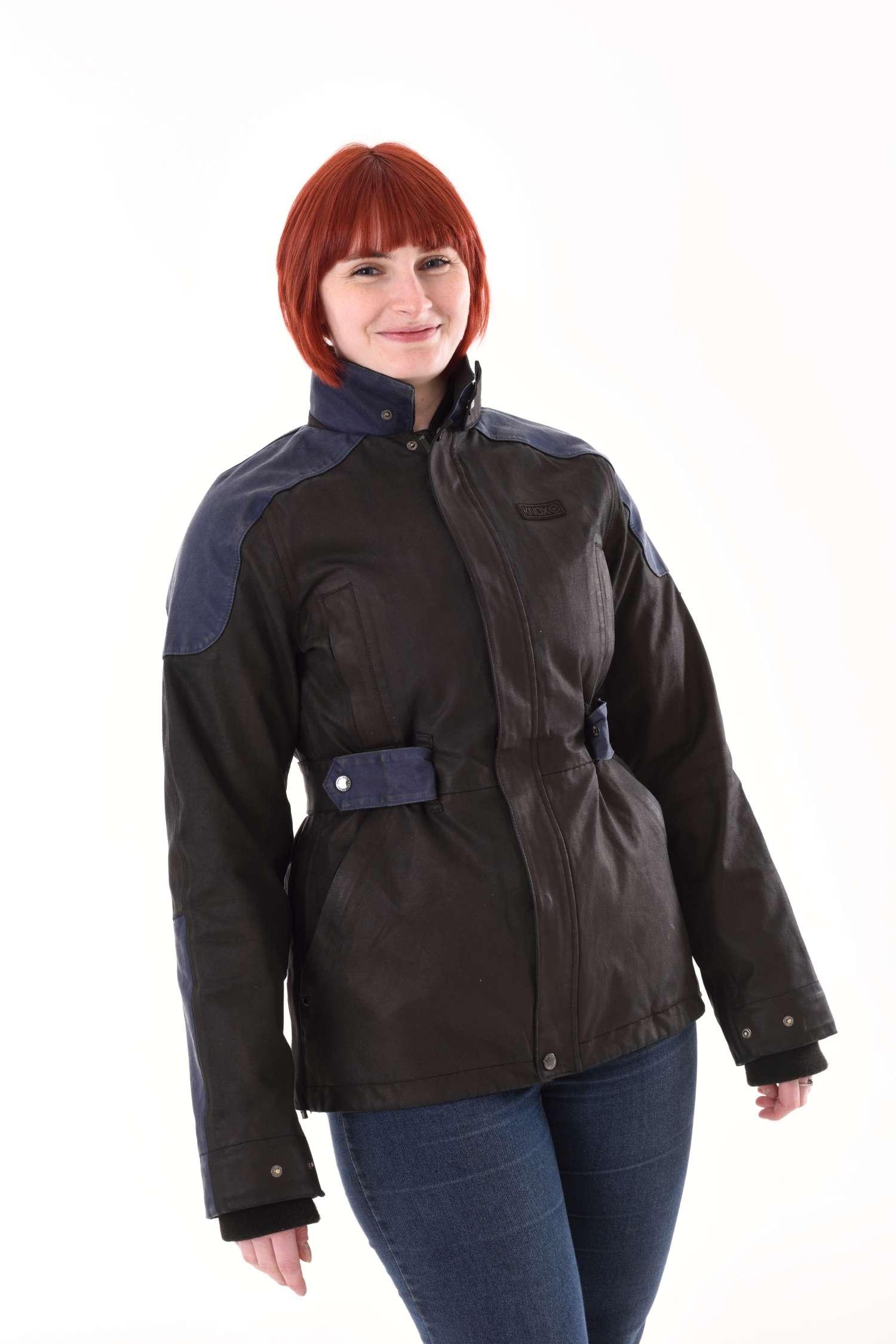 Knox-wax-jacket