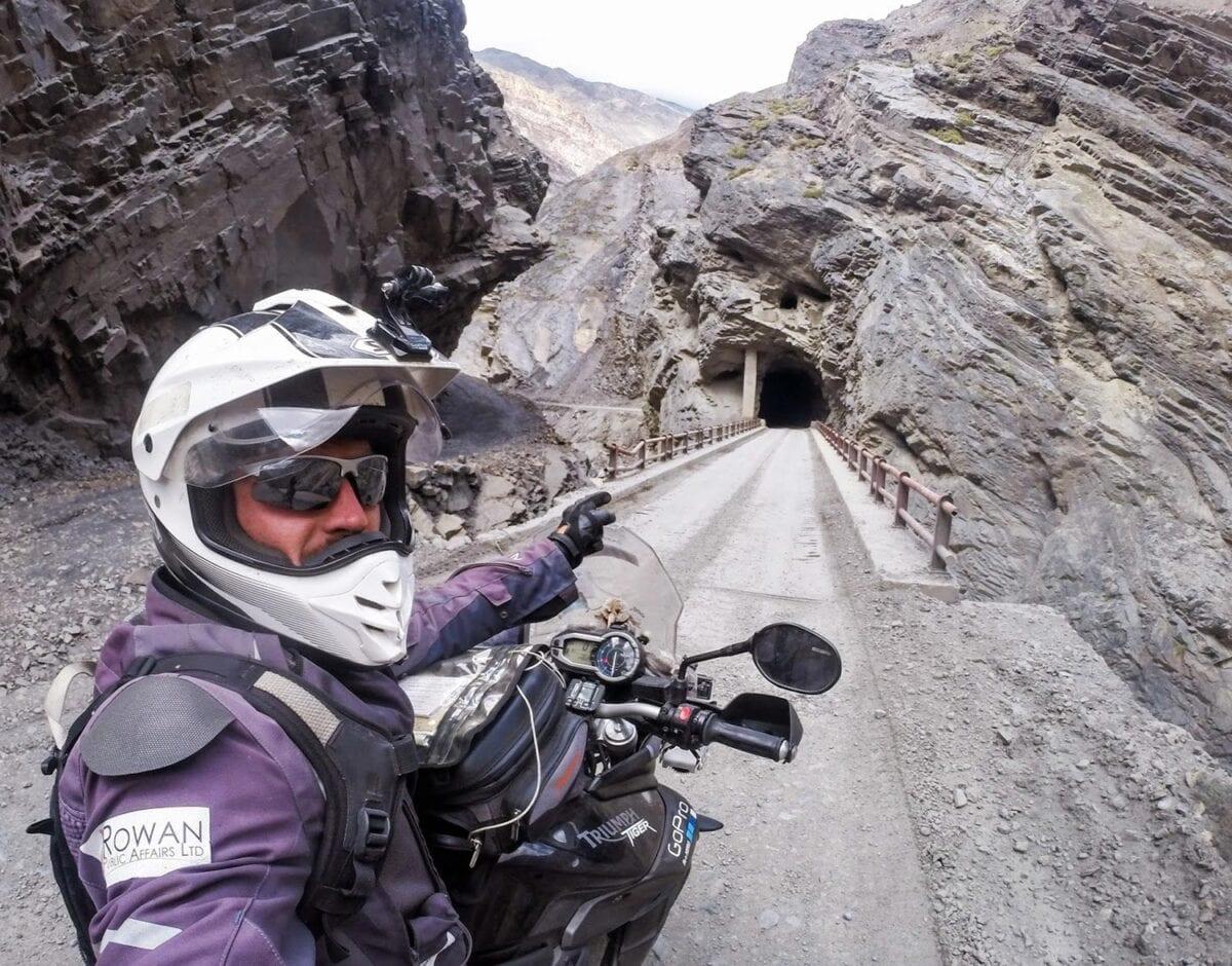 Peru-Tunnel